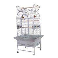Large Metal Parrot Cage with Playing Top