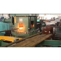 tube forming press for Upset Forging of oil pipes casing tubing