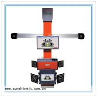 2015 High Quality Double Screen Wheel Aligner Machine,Wheel Alignment