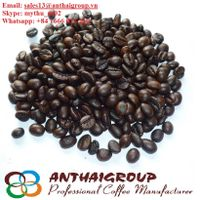 ROASTED ROBUSTA COFFEE BEANS S16