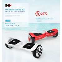 self balancing electric hoverboard 2 seat mobility scooter with UL thumbnail image
