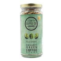 CO FEE CO Organic Green Coffee Beans 150g thumbnail image