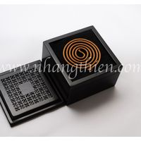VIETNAM HIGH GRADE QUALITY OF AGAR OUD WOOD COIL ROLL INCENSE- CUSTOMIZATION QUALITY MEET REQUIRE