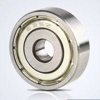 638 ZZ/2RS Miniature Deep Groove Ball Bearings with Good Quality