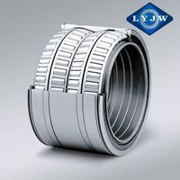 single row four-point contact ball slewing bearing