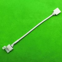 4pin 10cm Free Solder Connector for RGB LED Strips