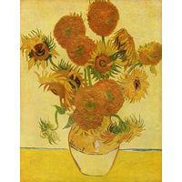 Still Life: Sunflowers Vincent Van Gogh thumbnail image