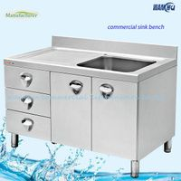 Stainless Sink,Stainless Steel Kitchen Sink,Commercial Kitchen Sink With Drawer