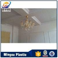 2016 morden design t&g pvc ceiling ang wall panel