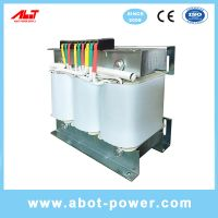 ABOT 600V 380V to 220V Three Phase Voltage Converter Transformer 80KVA thumbnail image