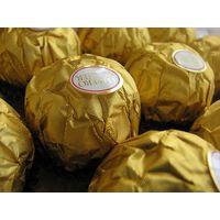 Ferrero, Mars, Mentos, Orbit / Ferrero Rocher