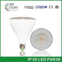 cob led e27 dimmable par38 led spot light