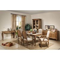 Classical Dining room furniture table and chairs set cheap wooden modern dinning table set