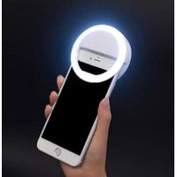 Selfie Ring Light With Tripod Stand & Phone Holder thumbnail image