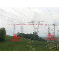 765kv transmission line tower
