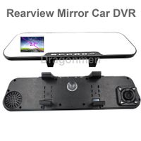 """Manufacture wholesale Rearview Mirror Car DVR recorder Full HD 1080p 1.5"""" LCD high-definition H.264"""