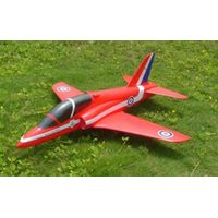 R/C Electric Airplane (Red Arrow-01)