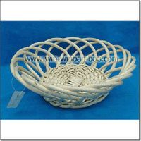 Home or garden decor wicker baskets