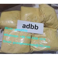 New chemical adbb ADB-B a-dbb yellow white powder hot sale cannabinoid