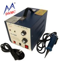 High speed ultrasonic rhinestone hot fix machine