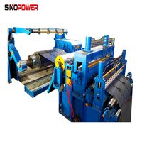 automatic circular slitting blades foil roll slitting machine for sale