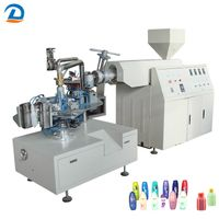Rotational Blow Molding Machine For Ice Pops Lolly Jelly Bottle XSJ-1 thumbnail image