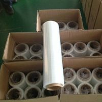 LLDPE stretch film customized or jumbo roll