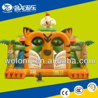 Customized Indoor or Outdoor Inflatable Bouncer for sale