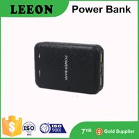 China supply consumer electronics OEM power bank 7800mah