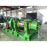 Double Groove Roller Rubber Crushing Mill,Rubber Crusher thumbnail image