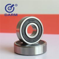 DARM 2RS Deep Groove Ball Bearings 6404 With Professional Ball Bearings Production Line