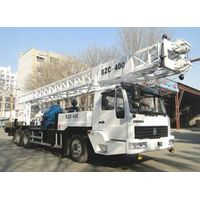 BZC-400 truck mounted drilling rig