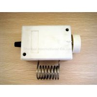 White Capillary Thermostat Housing with Plastic Material thumbnail image