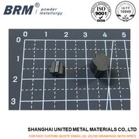 MIM tungsten counter weight for auto parts