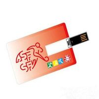 2GB-32GB business card customized usb flash drive thumbnail image
