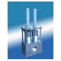 Double Piston Hydraulic Melt Filter