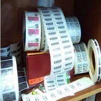 High quality self adhesive blank label sticker
