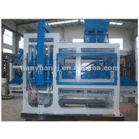 Hollow block machine manufacturer QT8-15 thumbnail image