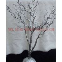 crystal plastic wedding tree for decoration of wedding and party , event