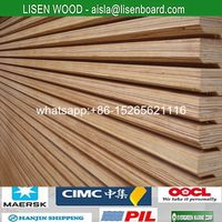 ISO Contaier floor high bending strength plywood,28mm 19ply board