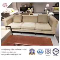 Custom Hotel Furniture with Lobby Fabric Sofa (YB-O-38)