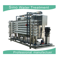 Industrial RO Systems STRO36000GPD (6000LPH)