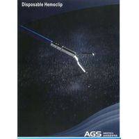 Disposable Hemoclip thumbnail image