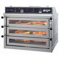 3 DECK PIZZA OVEN - electric