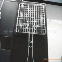 Stainless Steel Mesh Grilling Basket Combo/BBQ Tools