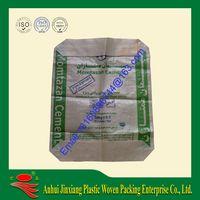 Ad star cement bag,pp woven block bottom valve bag thumbnail image