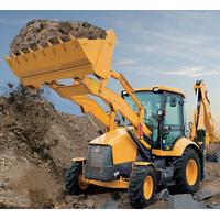 online backhoe loaders with wheel loader spare parts
