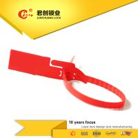 Disposable plastic security lock,tamper proof plastic seal for postal bag