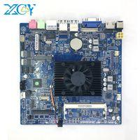 XCY 17x17cm ITX motherboard Onboard CPU Intel Celeron N2810 2.00GHz DDR3L Mini PCI-E mSATA VGA thumbnail image