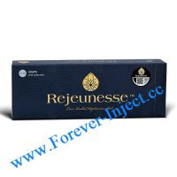 Rejeunesse Shape, Cross-linked hyaluronic acid, dermal fillers